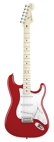 GUITARRA FENDER SIG SERIES ERIC CLAPTON 011-7602-858 TORINO RED