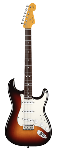 GUITARRA FENDER SIG SERIES ROBERT CRAY STD. STRATOCASTER 013-9100-300 3-COLOR SUNBURST