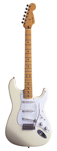 GUITARRA FENDER SIG SERIES JIMMIE VAUGHAN TEX-MEX 013-9202-305 OLYMPIC WHITE