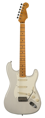 GUITARRA FENDER SIG SERIES ERIC JOHNSON STRATOCASTER 011-7702-801 WHITE BLONDE