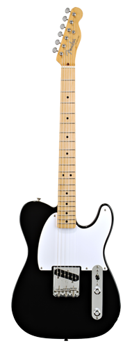 GUITARRA FENDER 50 ESQUIRE 013-1502-306 BLACK