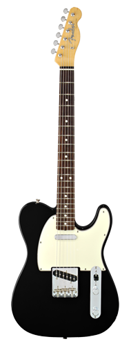GUITARRA FENDER 60 TELECASTER 013-1600-306 BLACK