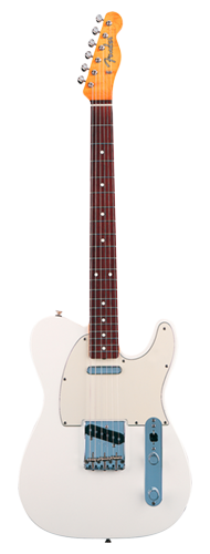 GUITARRA FENDER 60 TELECASTER 013-1600-305 OLYMPIC WHITE