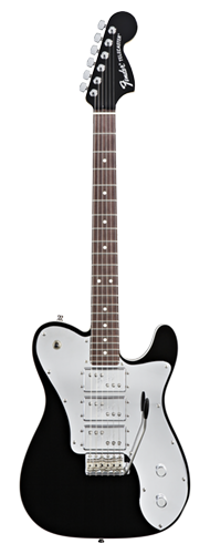 GUITARRA FENDER SIG SERIES JOHN 5 TRIPLE TELE DELUXE 013-0050-306 BLACK
