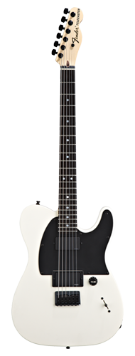 GUITARRA FENDER SIG SERIES JIM ROOT TELECASTER 013-4444-780 ARCTIC WHITE