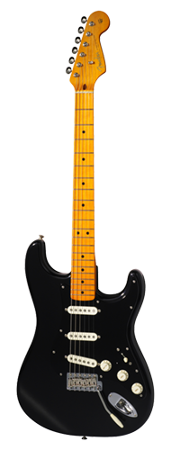 GUITARRA FENDER SIG SERIES DAVID GILMOUR NOS STRATOCASTER 015-0068-806 BLACK