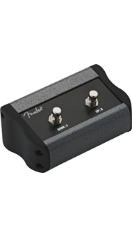 PEDAL CONTROLADOR FENDER 008-0997-000 - PEDAL DUPLO MUSTANG