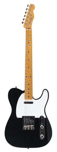 GUITARRA FENDER 50 TELECASTER 013-1202-306 BLACK