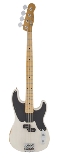 CONTRABAIXO FENDER SIG SERIES MIKE DIRNT ROAD WORN P. BASS 013-8412-701 WHITE BLONDE