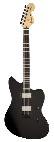 GUITARRA FENDER SIG SERIES JIM ROOT JAZZMASTER 011-5300-706 FLAT BLACK