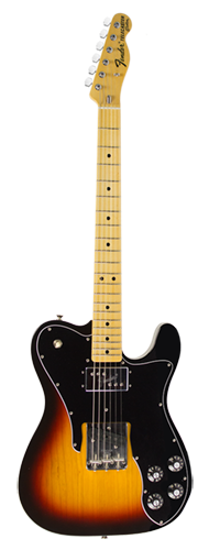 GUITARRA FENDER 72 TELECASTER CUSTOM CLOSET CLASSIC 151-0092-800 3-COLOR SUNBURST