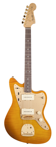 GUITARRA FENDER LTD JAZZMASTER CUSTOM DELUXE 923-5000-097 HONEY BLONDE