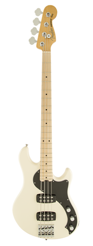 CONTRABAIXO FENDER AM STANDARD DIMENSION BASS IV HH MN 019-1602-705 OLYMPIC WHITE