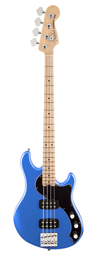 CONTRABAIXO FENDER AM STANDARD DIMENSION BASS IV HH MN 019-1602-773 OCEAN BLUE METALLIC