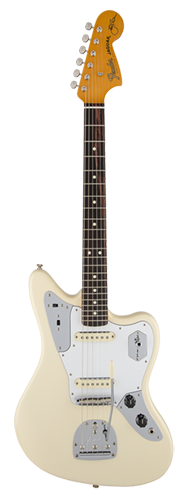 GUITARRA FENDER SIG SERIES JOHNNY MARR JAGUAR 011-6400-705 OLYMPIC WHITE