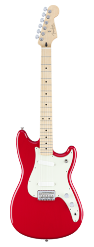 GUITARRA FENDER OFFSET DUO-SONIC MN 014-4012-558 TORINO RED