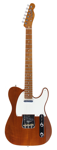 GUITARRA FENDER TELECASTER ROASTED CUSTOM NOS LTD EDITION  923-5000-461 NATURAL ROASTED ALDER