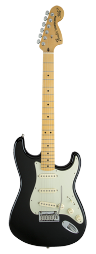 GUITARRA FENDER SIG SERIES THE EDGE STRATOCASTER 011-2702-706 BLACK