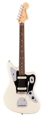 GUITARRA FENDER AM PROFESSIONAL JAGUAR RW 011-4010-705 OLYMPIC WHITE