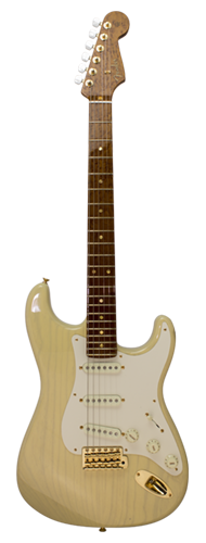 GUITARRA FENDER LTD NOS STRATOCASTER ROASTED AMERICAN CUSTOM BUILT 923-5000-466 HONEY BLONDE