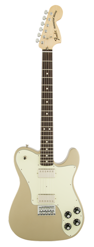 GUITARRA FENDER SIG SERIES CHRIS SHIFLETT TELECASTER 014-2400-744 SHORELINE GOLD