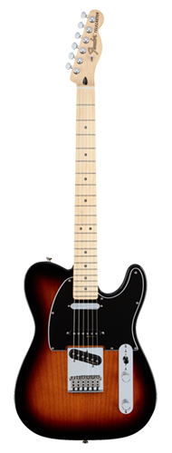 GUITARRA FENDER DELUXE NASHVILLE TELE MN 014-7502-303 2-COLOR SUNBURST