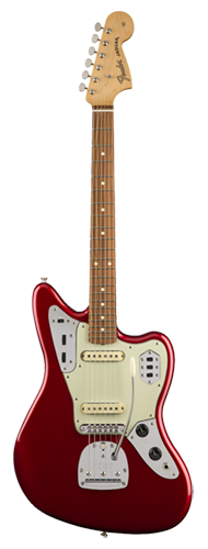 GUITARRA FENDER CLASSIC PLAYER JAGUAR SPECIAL PAU FERRO 014-1703-309 CANDY APPLE RED