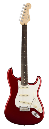 GUITARRA FENDER AM PROFESSIONAL STRATOCASTER RW 011-3010-709 CANDY APPLE RED