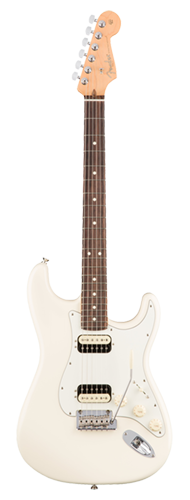 GUITARRA FENDER AM PROFESSIONAL STRATOCASTER SHAWBUCKER HH RW 011-3050-705 OLYMPIC WHITE