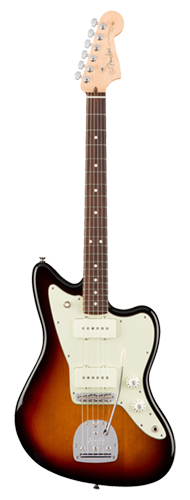 GUITARRA FENDER AM PROFESSIONAL JAZZMASTER RW 011-3090-700 3-COLOR SUNBURST