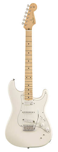 GUITARRA FENDER SIG SERIES ED O'BRIEN STRATOCASTER 014-0192-305 OLYMPIC WHITE