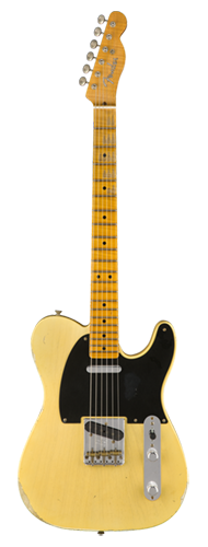 GUITARRA FENDER 51 NOCASTER RELIC LTD 2018 COLLECTION 923-5000-522 FADED NOCASTER BLONDE