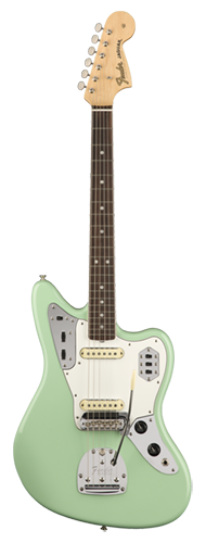 GUITARRA FENDER 60S AM ORIGINAL JAGUAR RW 011-0160-857 SURF GREEN