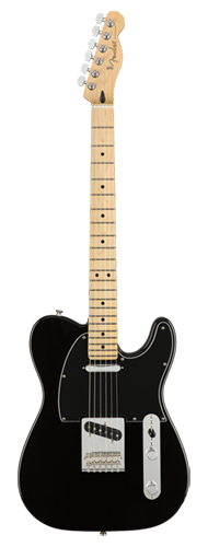 GUITARRA FENDER PLAYER TELECASTER MN 014-5212-506 BLACK