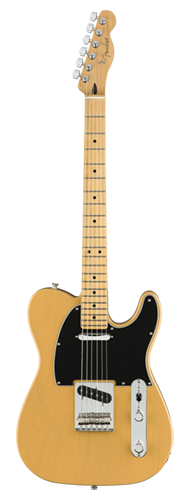 GUITARRA FENDER PLAYER TELECASTER MN 014-5212-550 BUTTERSCOTCH BLONDE