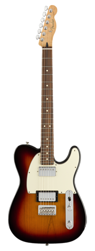 GUITARRA FENDER PLAYER TELECASTER HH PF 014-5233-500 3-COLOR SUNBURST