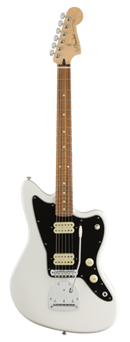 GUITARRA FENDER PLAYER JAZZMASTER PF 014-6903-515 POLAR WHITE