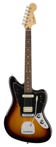 GUITARRA FENDER PLAYER JAGUAR PF 014-6303-500 3-COLOR SUNBURST