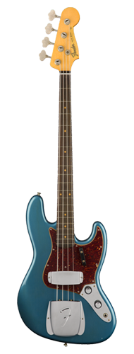 CONTRABAIXO FENDER 60 JAZZ BASS JOURNEYMAN RELIC 2018 COLLECTION 923-5000-545 F.A.LAKE P.BLUE