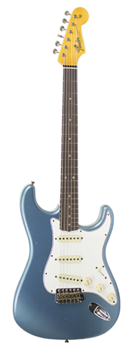 GUITARRA FENDER 64 STRATOCASTER JOURNEYMAN RELIC LTD EDITION 923-5000-717 S.FADED AGED LPBLUE