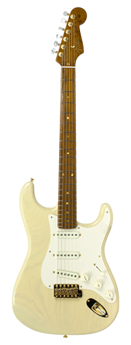 GUITARRA FENDER STRATOCASTER AMERICAN CUSTOM NOS LTD EDITION 923-5000-705 HONEY BLONDE