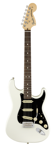 GUITARRA FENDER AM PERFORMER STRATOCASTER RW 011-4910-380 ARCTIC WHITE