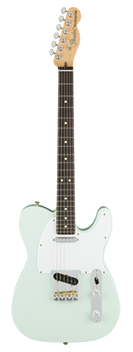 GUITARRA FENDER AM PERFORMER TELECASTER RW 011-5110-372 SATIN SONIC BLUE