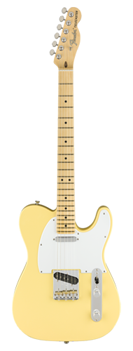 GUITARRA FENDER AM PERFORMER TELECASTER MN 011-5112-341 VINTAGE WHITE