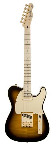 GUITARRA FENDER SIG SERIES RICHIE KOTZEN TELECASTER 025-5202-532 BROWN SUNBURST