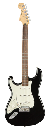 GUITARRA FENDER PLAYER STRATOCASTER LH PF 014-4513-506 BLACK