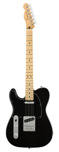 GUITARRA FENDER PLAYER TELECASTER LH MN 014-5222-506 BLACK