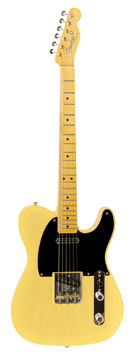 GUITARRA FENDER 50 DOUBLE ESQUIRE VINTAGE CUSTOM 2018 LTD EDT 923-5000-563 NOCASTER BLONDE