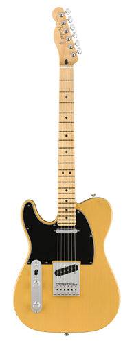 GUITARRA FENDER PLAYER TELECASTER LH MN 014-5222-550 BUTTERSCOTCH BLONDE