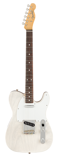 GUITARRA FENDER SIG SERIES JIMMY PAGE MIRROR TELECASTER 011-9210-801 WHITE BLONDE